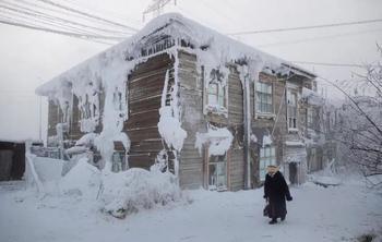 Какая самая холодная страна в мире?