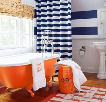 Интерьер маленькой ванной: великолепные идеи