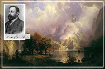 Идиллические панорамы американского художника XIX века, которые и в наши дни поражают реализмом и драматизмом