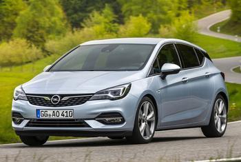 Opel Astra 2021: перспективный городской хэтчбек