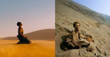 15 историй о призраках из пустыни