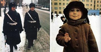 Душевные фотографии, сделанные американцем в Советском Союзе в 1970-х годах