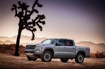 Новый Nissan Frontier: Пикап для фанатов «старой школы»