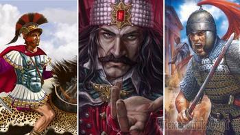 Чем запомнились 15 величайших воинов, которые изменили ход истории