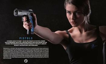 Новый спортивный пистолет: CZ SHADOW 2