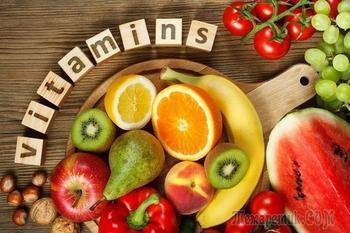 Топ 10 витаминов для женщин