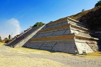 Топ 8 самых крупных пирамид в мире