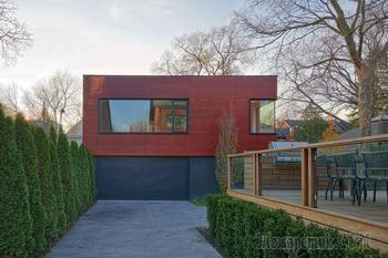 Реконструкция семейной резиденции в Торонто