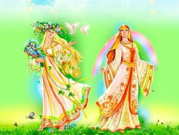 21 сентября - главный женский праздник