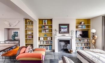 Яркий и эклектичный дом в Англии