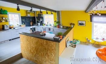 Яркий дом для дружной семьи в Видном
