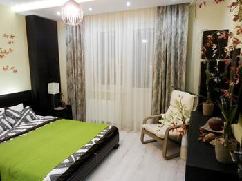 Спальня: hand made, Африка и Индонезия