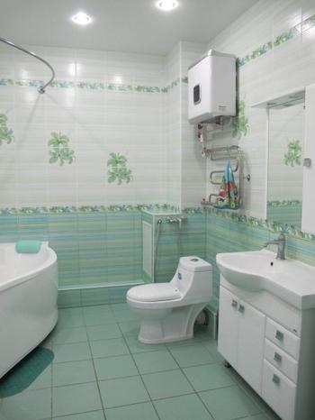 Ванная комната оптимистки