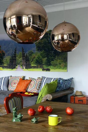 Креативный дизайн интерьера квартиры на Цветном Бульваре