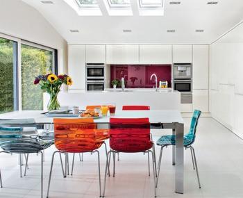 Дизайн кухни белого цвета: фото свежих и лаконичных дизайнерских проектов