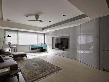 Квартира площадью 90 кв. метров в Тайване