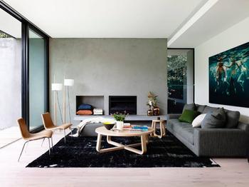 Современный и просторный дом в Австралии