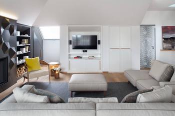 Квартира в Милане от Andrea Castrignano