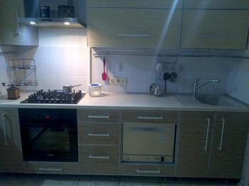 Кухня: сборка мебели своими руками - получилось уютно
