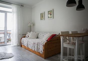 Бюджетная «однушка», где вместо кухни – еще одна спальня