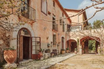 Потрясающий испанский особняк Villa Catalina Barcelona