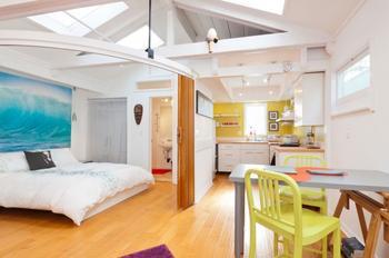 Идеи интерьера однокомнатной квартиры: как добиться комфортного минимализма