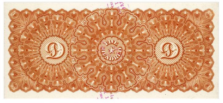 дизайн американских банкнот 12
