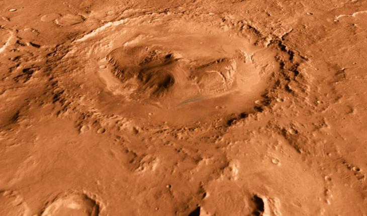 Кратер Гейла / ©wikipedia