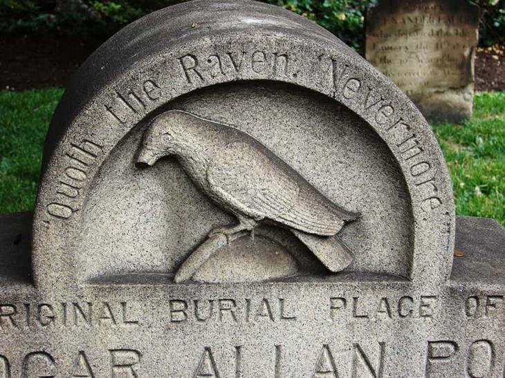 У  него были и вторые похороны Эдгар Аллан По, знаменитые писатели, факты из жизни