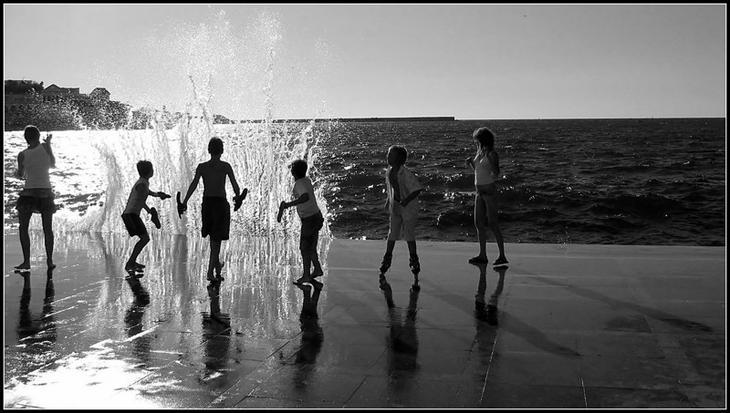 Море волнуется раз дворы, дети, игры, игры на улице, интересное, молодежь