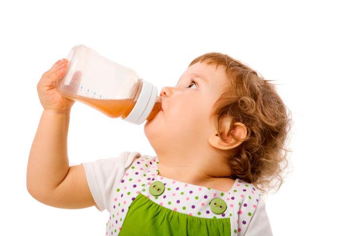 6. Бутылочки для детского питания