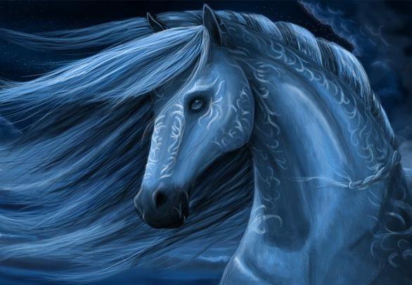 новые водолей лошадь картинки певица рассказала своем