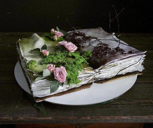Потрясающие торты Елены Гнут