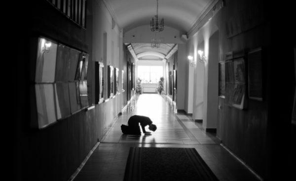 Архимандрит Андрей (Конанос): Не добивайтесь желаемого до боли в животе