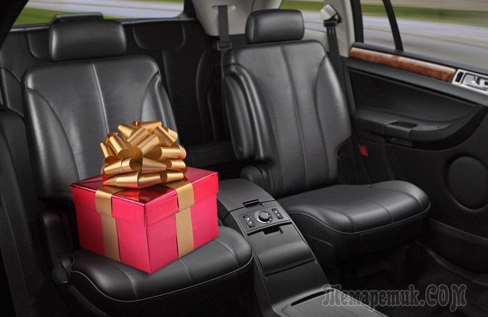 5 лучших подарков автомобилисту, за которые наверняка расцелуют