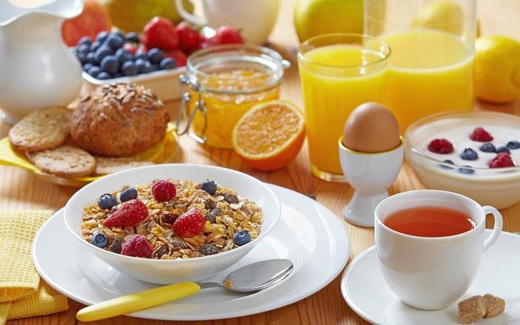 Из чего должен состоять правильный завтрак - GrowFood