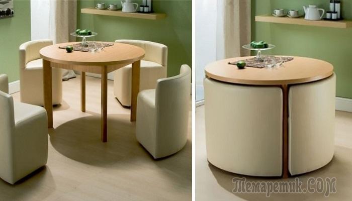 «Трансформеры» и другие практичные предметы мебели, которые тут же захочется приобрести и себе