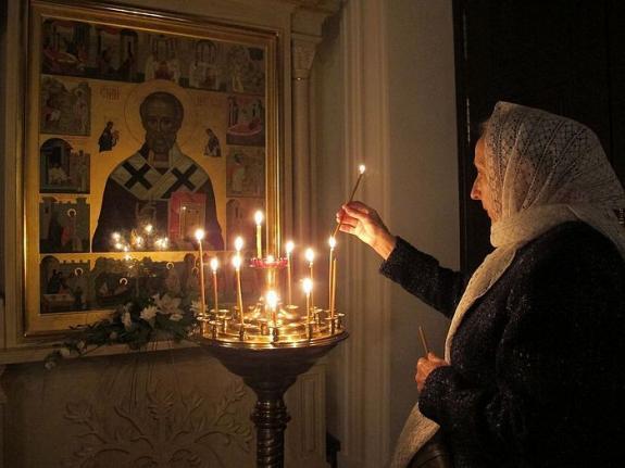 От «попросить» до помолится, о наших отношениях со святыми