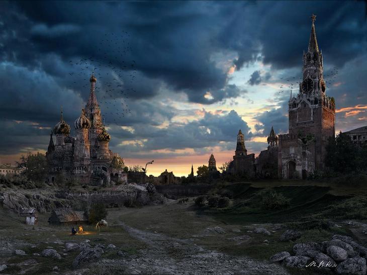 Кремлевская долина. Закат loverme