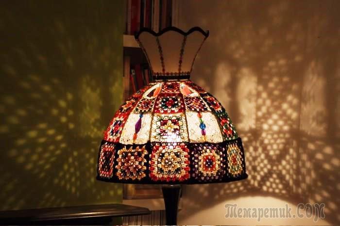 fullsize Как сделать настольную лампу своими руками: видеоинструкция от Марата Ка