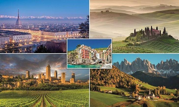 Вот почему Италию называют красивейшей страной мира