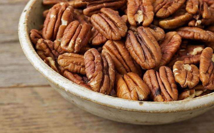 Полезные свойства орехов пекан