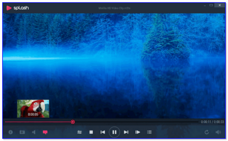 Splash HD Player Lite