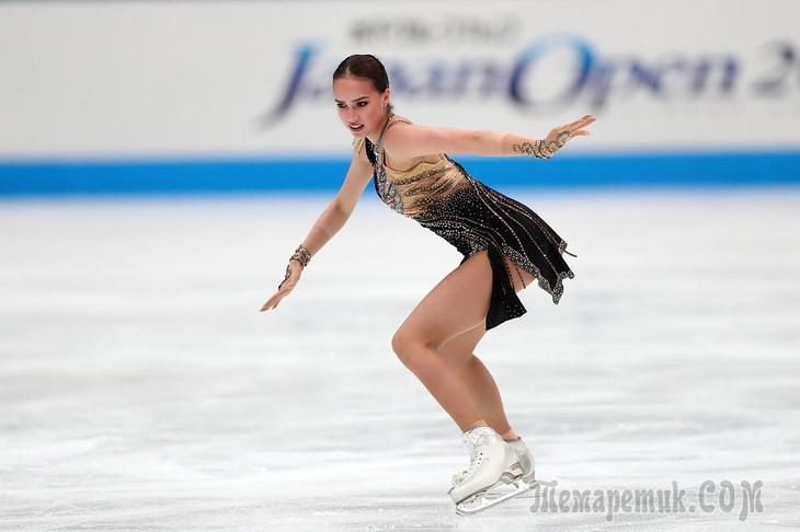 «Всегда есть конец»: Загитова показала смерть на льду