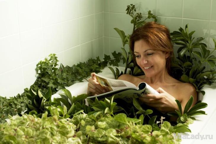 Горчичные ванны