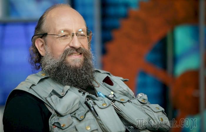 Парадоксы Анатолия Вассермана