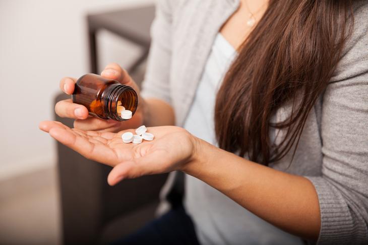 Показания к профилактическому приему аспирина в России
