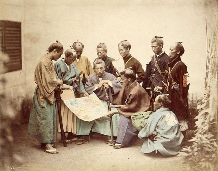 факты о самураях, мифы о самураях