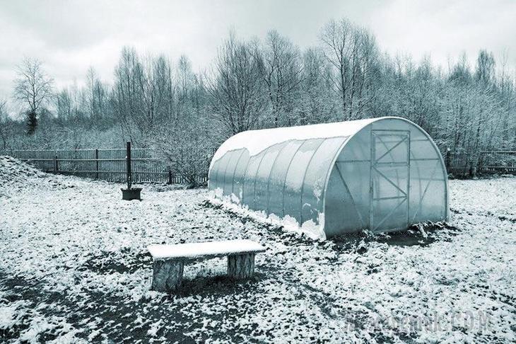 Советы, как подготовить теплицу из поликарбоната к зиме: выбор средств от фитофторы, обработка земли, уборка теплицы на зиму и укрепление крыши