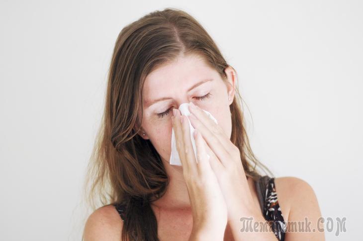 Как снять и избавиться от заложенности носа без капель и лекарств 2020
